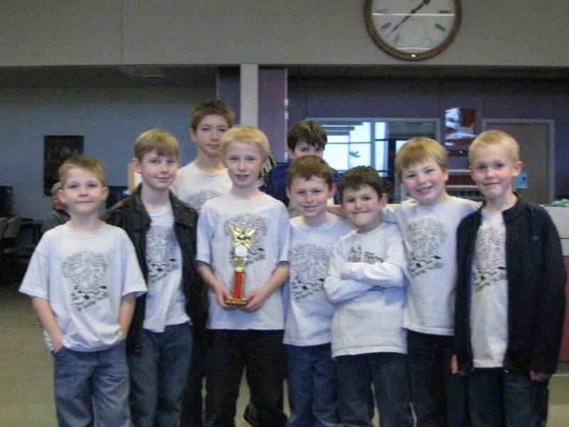 Elementry Chess Team
